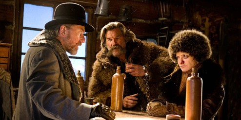 The Hateful Eight (Tarantino, 187m, 2016)